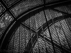 Clevedon Pier Shadows-1